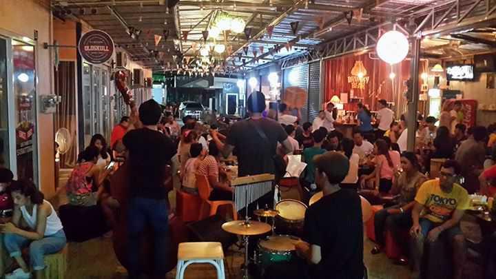 Drunkybearcafe' : Surat Thani