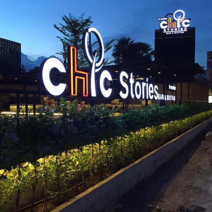 Chic Stories : Bangkok