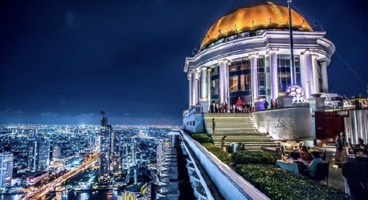 lebua Hotels and Resorts : Bangkok
