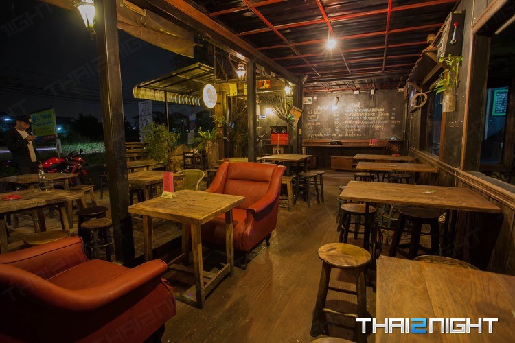 The Box pub & restaurant : Bangkok