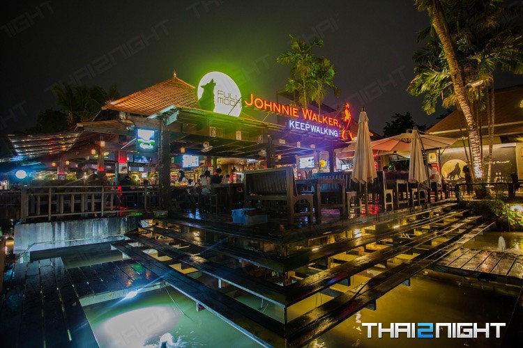 Fullmoon Terrace Bar : Bangkok