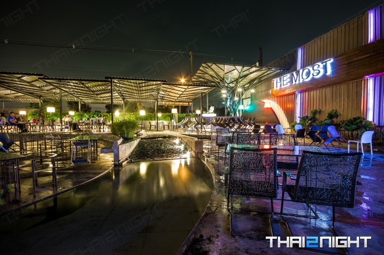 The Most Bar&Bistro : กรุงเทพ