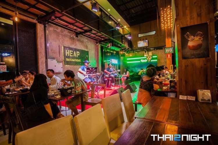 Heap Pub & Restaurant : Phaya Thai - Rajdhevee - Coco walk