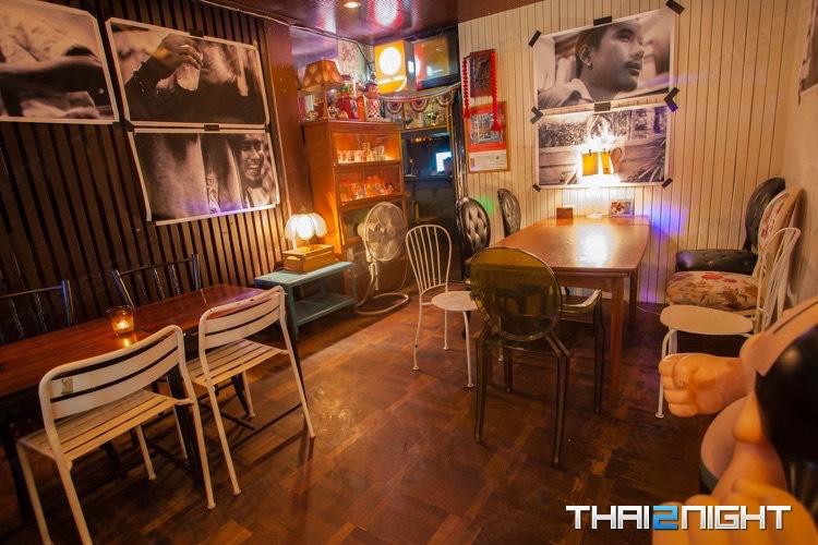 Hippie De bar : Khao San - Ratchadamnoen