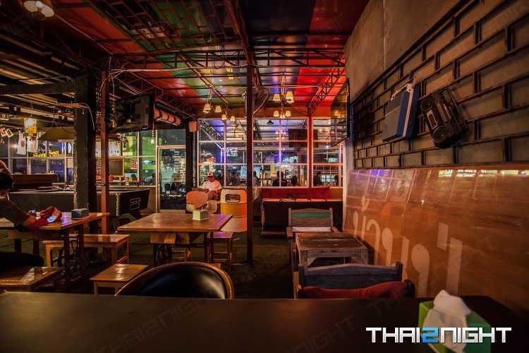 Ladprao sky bar by บ้านปู่ : กรุงเทพ