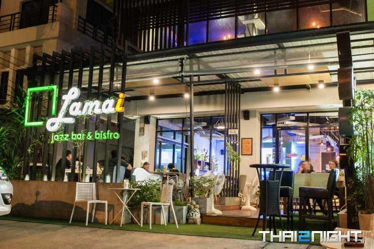 Lamai jazz bar & bistro : ขอนแก่น