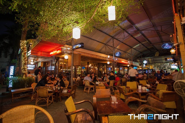 Chilling house cafe : Phaya Thai - Rajdhevee - Coco walk