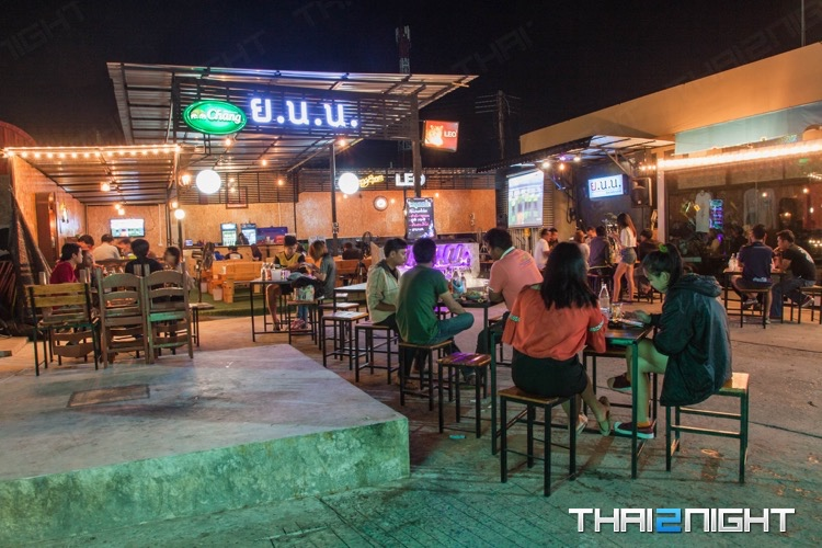 Y.N.N Bar & Bistro : Buri ram